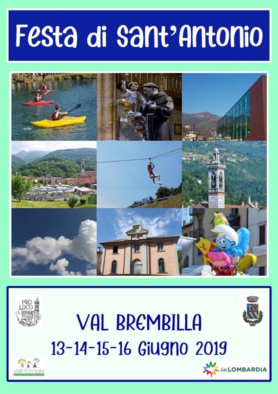 FESTA DI SANT'ANTONIO  VALBREMBILLA
