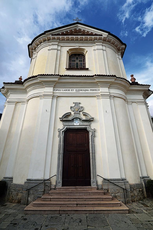 Chiesa parrocchiale di Gerosa